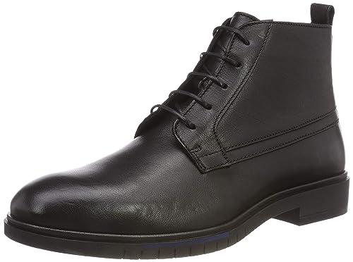 28bbe0920 Tommy Hilfiger Men s Flexible Dressy Leather Boot Desert  Amazon.co ...