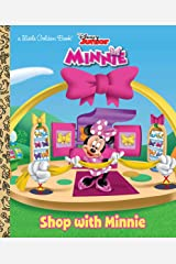 Shop with Minnie (Disney Junior: Mickey Mouse Clubhouse) (Little Golden Book) Kindle Edition