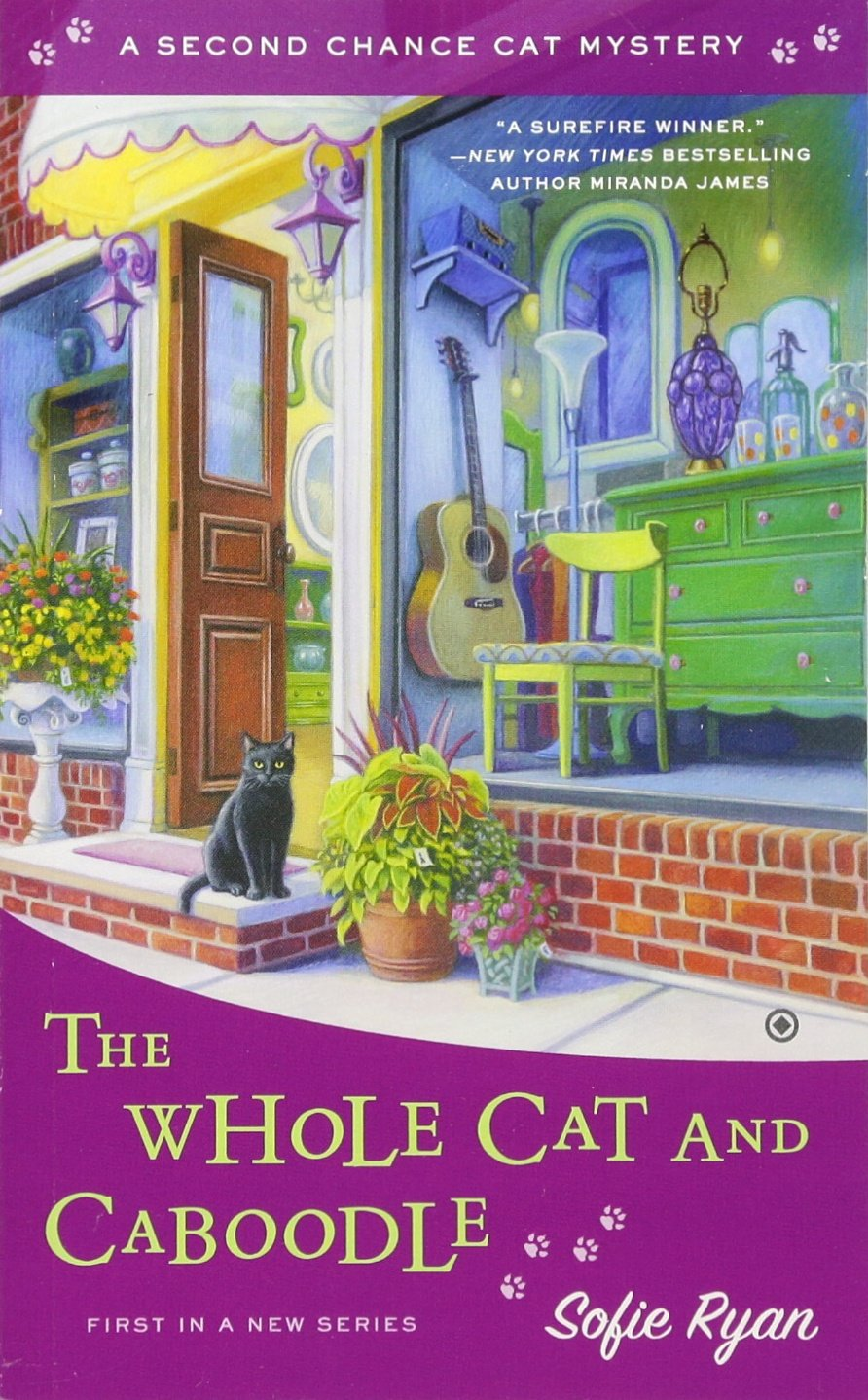 Whole Cat Caboodle Second Mystery product image