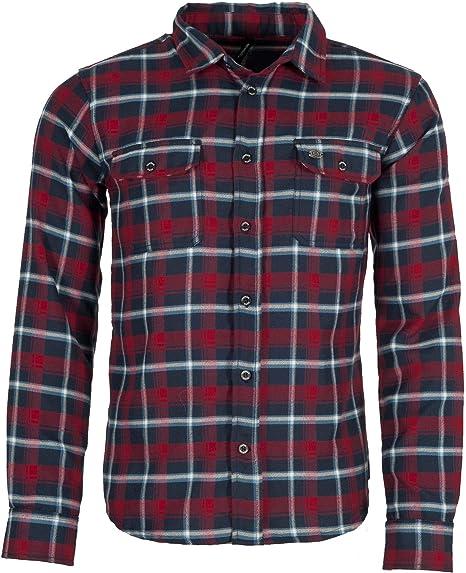 Ternua ® Camisa Kerala Shirt M - Camisa para Hombre Hombre: Amazon.es: Deportes y aire libre