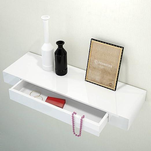 etagere murale tiroir free etagere murale tiroir with. Black Bedroom Furniture Sets. Home Design Ideas