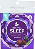 OLLY Blackberry Zen Restful Sleep Gummy, 10 CT