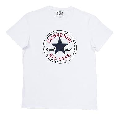 Converse Herren T Shirt T Shirt Amt Core Cp Crew