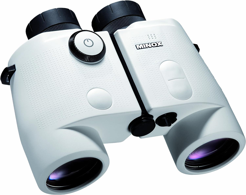 Minox Bn 7x50 Dcm Fernglas Weiß Marine Fernglas Kamera