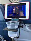 The Airhook 2.0 - Airline & Vehicle Drink and Device Holder