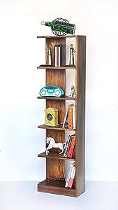 Matchless Solid Wood Elite Bookshelf