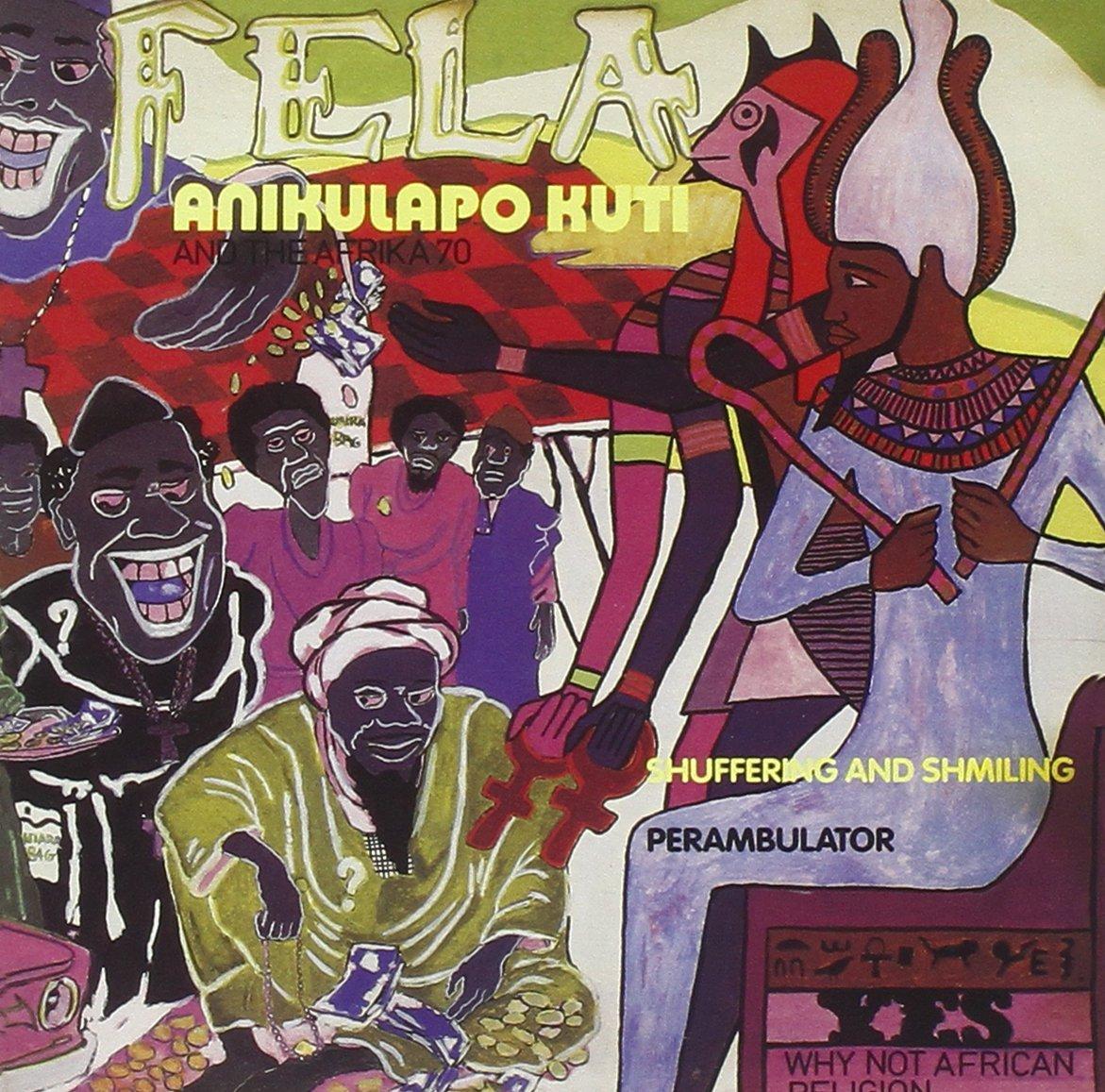 Shuffering And Shmilingno Agreement Fela Kuti Amazon Music