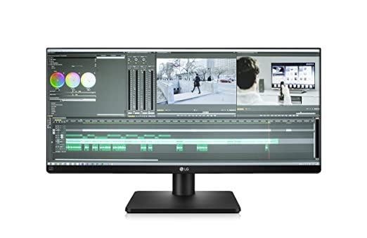 "20 opinioni per LG 29UB67 Monitor da Office 29"", 21:9 UltraWide LED IPS, 2560x1080,"