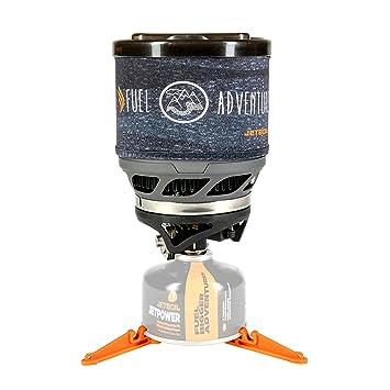Amazon.com: Jetboil MiniMo - Sistema de cocina para estufa ...