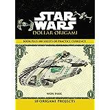 Star Wars Dollar Origami