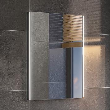450 x 600 mm modern illuminated led bathroom mirror light sensor 450 x 600 mm modern illuminated led bathroom mirror light sensor demister ml3002 aloadofball Image collections