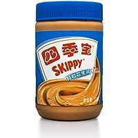 SKIPPY 四季宝颗粒花生酱510g