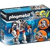 Playmobil 9251 - Agent T.E.C.'s Mech