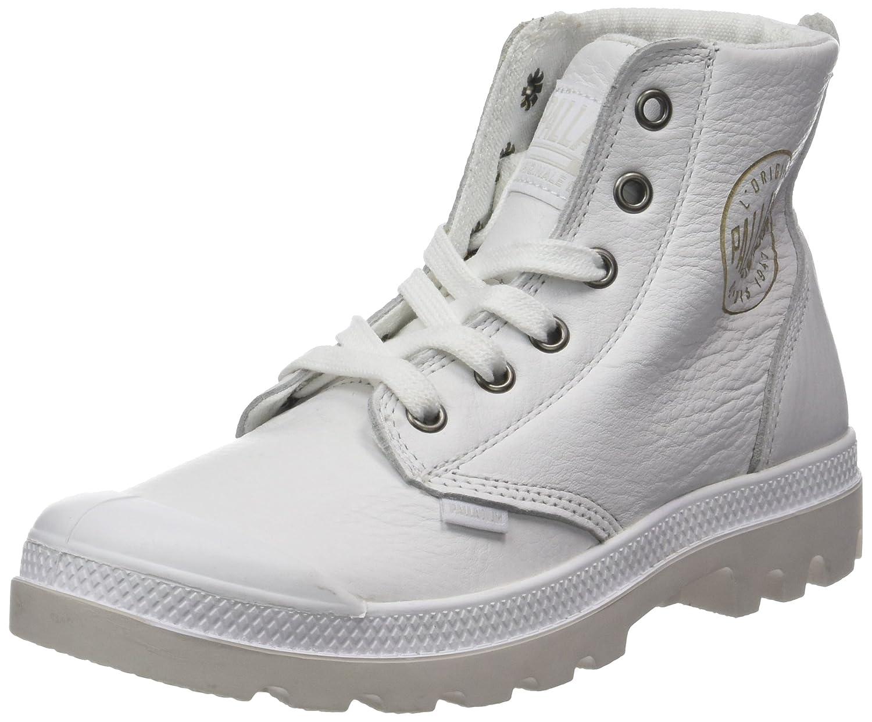 Palladium Pampa Hi Leat U, Sneaker a Collo Alto Unisex-Adulto