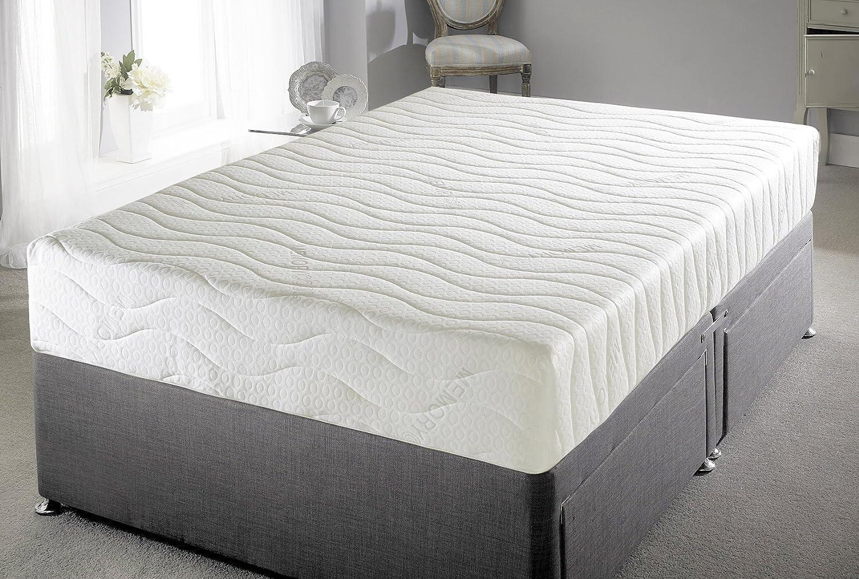 Visco Therapy European/IKEA King Size Memoria Oro 20 DE colchón (ortopédico) con Firme Comfort- 19 cm de Grosor: Amazon.es: Hogar