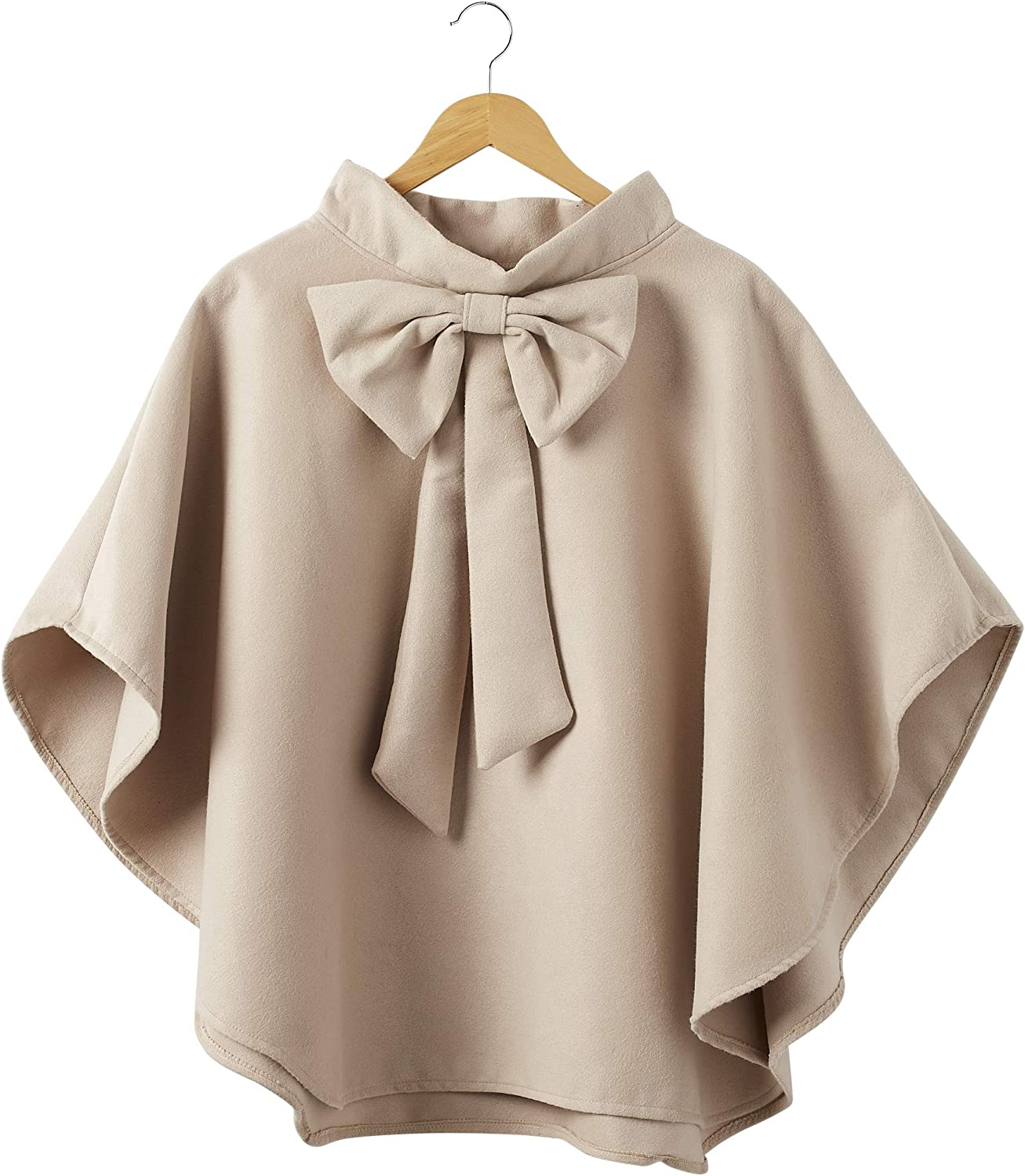 Tickled Pink Women's Elsa Bow Cape, One Size