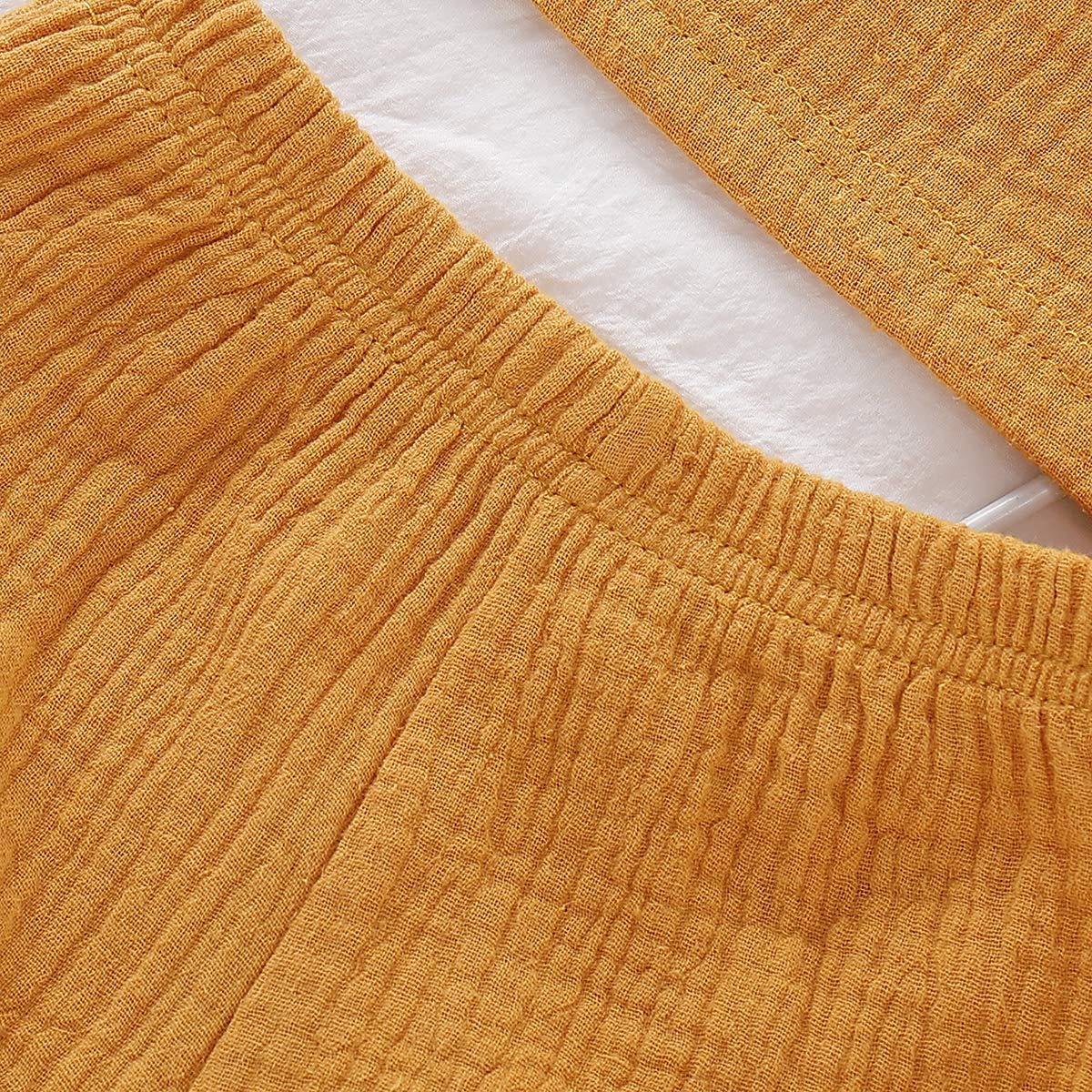 Bloomers Shorts Jinxuny 2pcs//Set Baby Infant Fashion Suit Toddler Clothes Set Vest Top