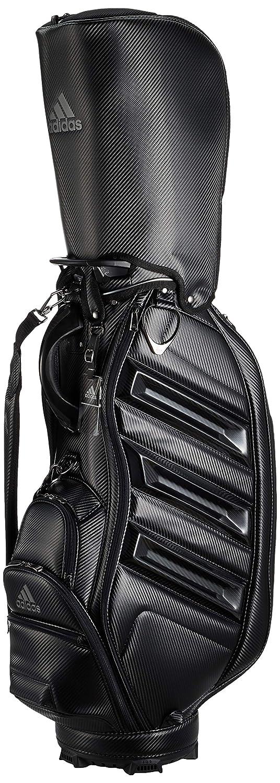 [アディダスゴルフ] AD 19SS XA207 WH プロレプリカバッグ CL0561  ブラック B07L6RJGHJ