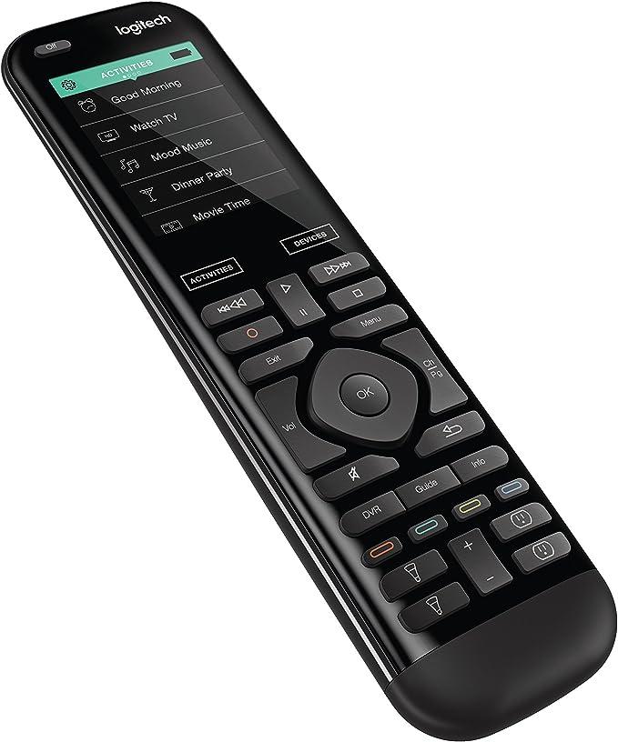 Logitech Harmony Elite Remote Control Hub And App Elektronik