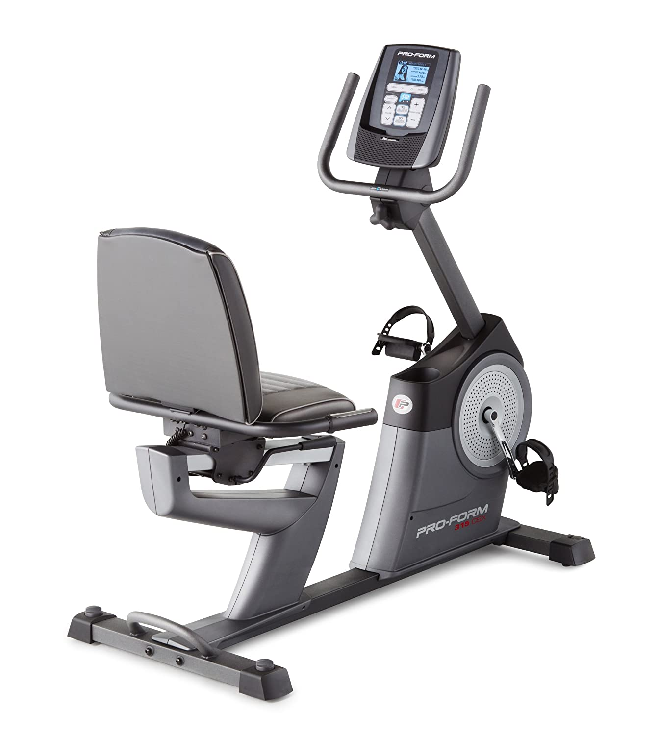 Proform 315 CSX Recumbent Bike: Amazon.es: Deportes y aire libre