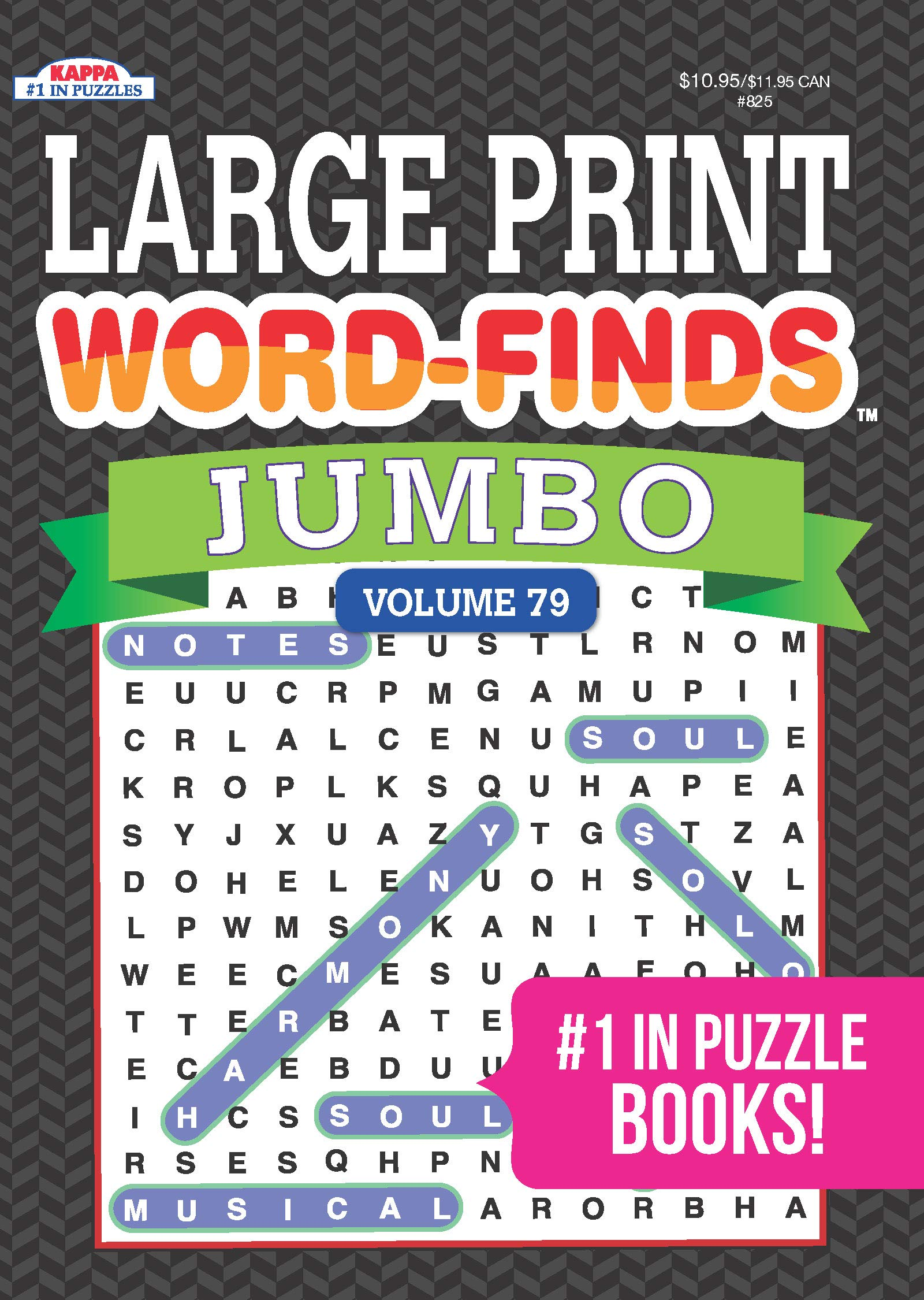 picture relating to Printable Puzzles Com Answers identify JUMBO Higher Print Term-Unearths Puzzle Guide-Phrase Seem Vol 79