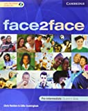face2face Pre-intermediate Student's Book with CD-ROM/Audio CD