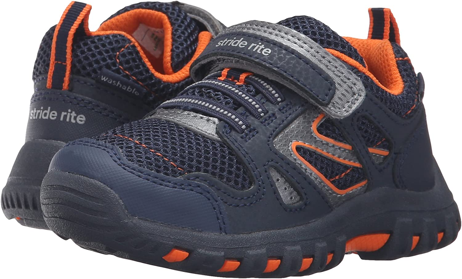 Stride Rite Boys Made 2 Play K Artin Athletic Sneakers