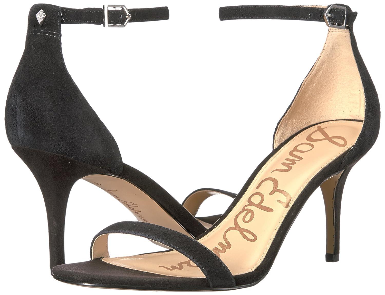 Sam Edelman Women's Patti Dress US|Black Sandal B01N1FE2VB 9 W US|Black Dress Suede 11c6ad