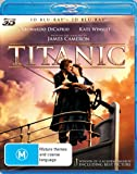 Titanic (2012 Version) (3D/2D Blu-ray)(4 DISC)