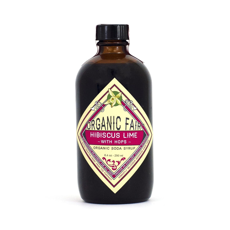 Amazon.com : Organic Fair Soda Syrup Set : Grocery & Gourmet Food