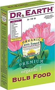 Dr. Earth 700 Organic 1 Bulb Fertilizer, Boxed, 4-Pound