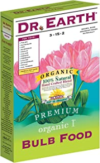 product image for Dr. Earth 700 Organic 1 Bulb Fertilizer, Boxed, 4-Pound
