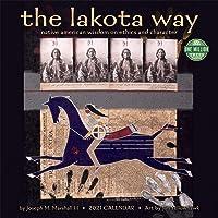 Image for The Lakota Way 2021 Wall Calendar: Native American Wisdom on Ethics and Character