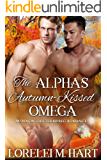 The Alpha's Autumn-Kissed Omega: MM Non-Shifter Mpreg Romance (Alpha Kissed Book 1)