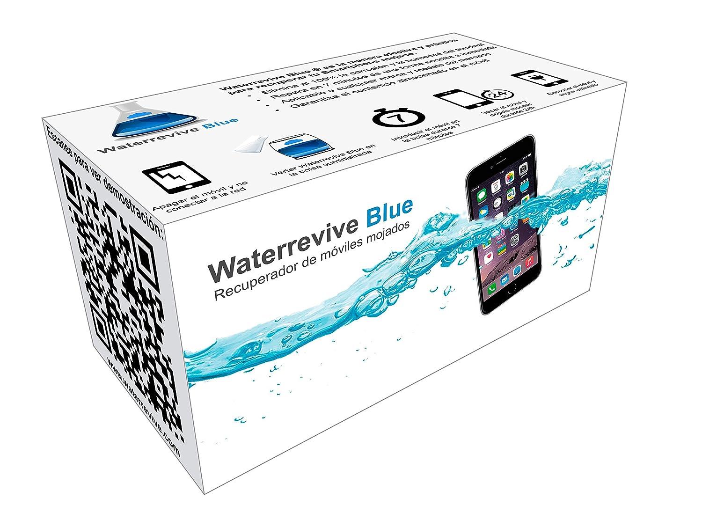 Waterrevive Blue repara tu móvil mojado: Amazon.es: Electrónica