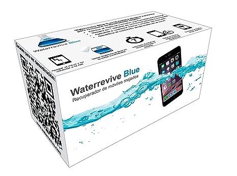 Waterrevive Blue repara tu móvil mojado