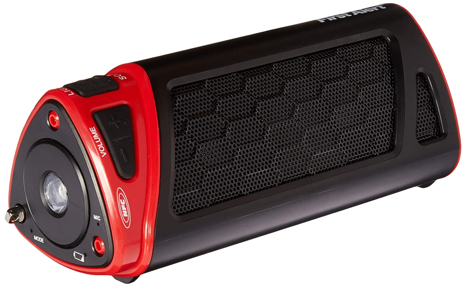 Amazon.com: First Alert sfa900 altavoz bluetooth portátil ...