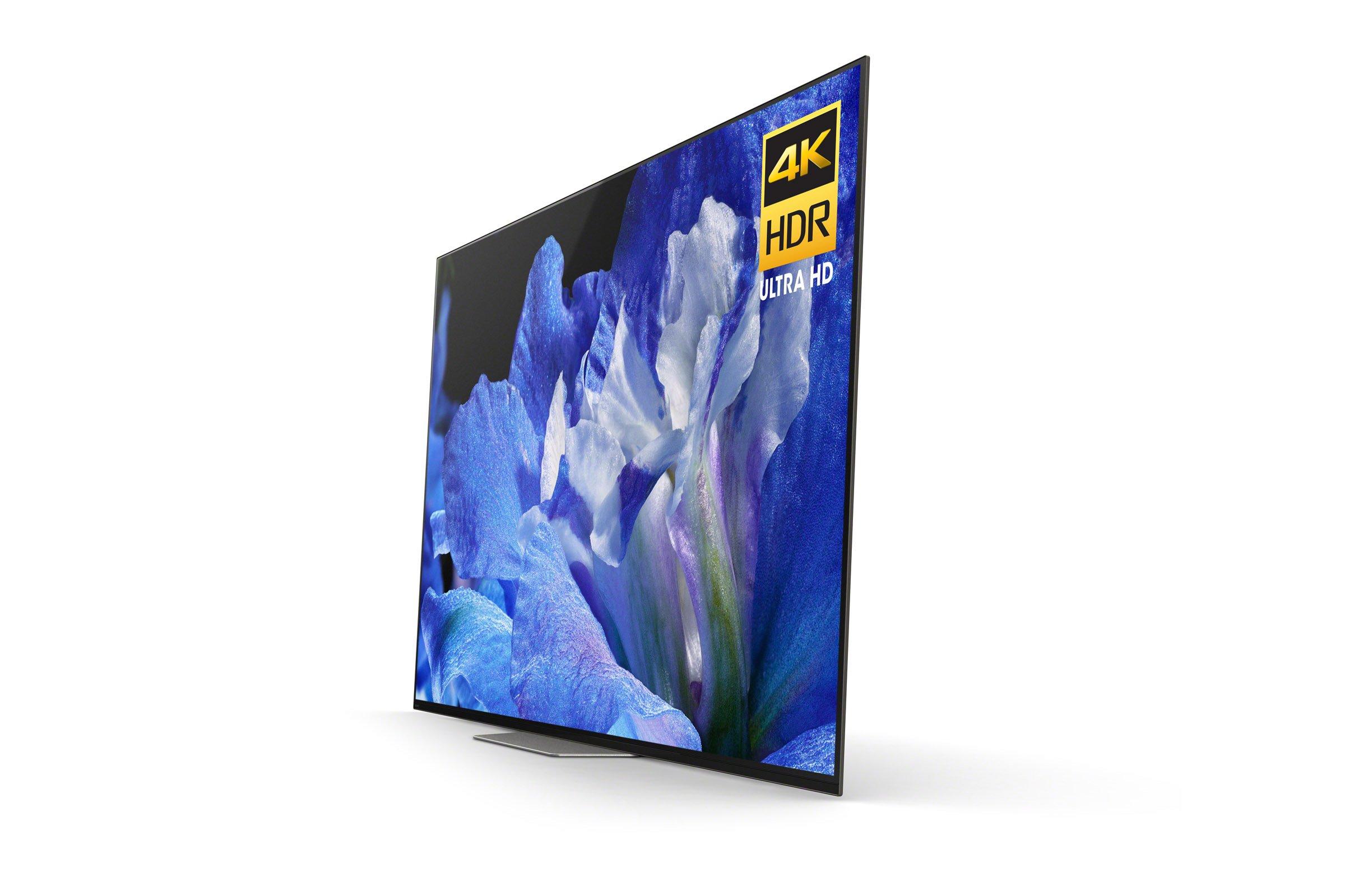 Sony XBR55A8F 4K Ultra HD Smart BRAVIA OLED TV (2018 Model) 2