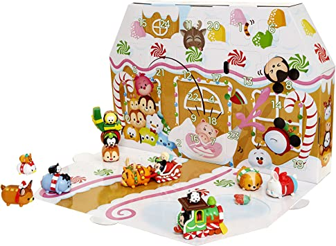 Amazon.com: Tsum Tsum Disney Countdown to Christmas Advent