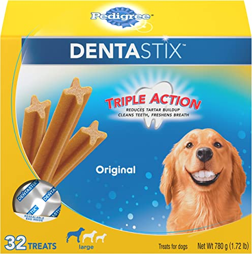 Pedigree-DENTASTIX-Treats-for-Large-Dogs,-30+-lbs.-Multiple-Flavors