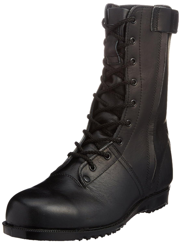 [ミドリ安全] 安全靴 長編上 VS5311F オールハトメ B002QCW4HC 23.5 cm|ブラック ブラック 23.5 cm