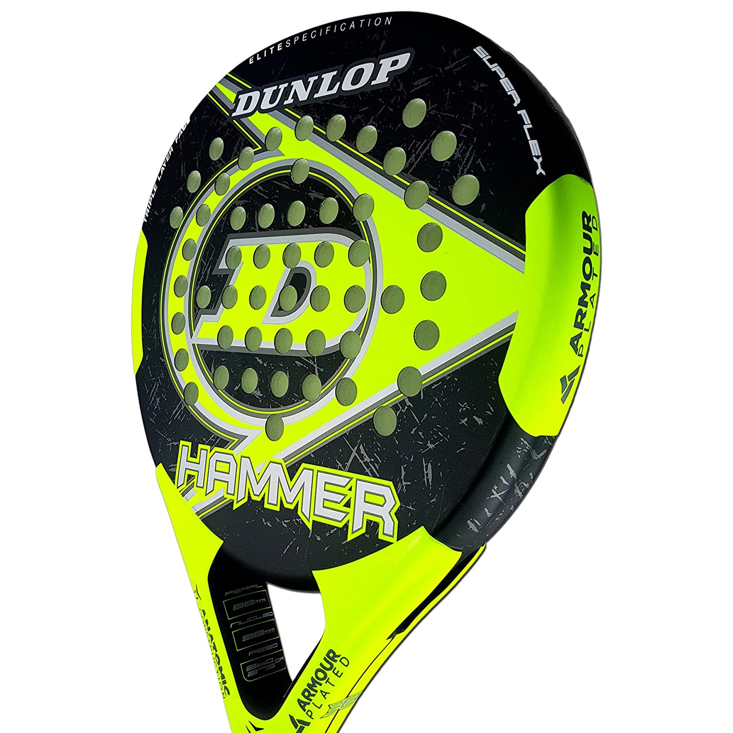 Amazon.com: DUNLOP Hammer Tenis Racket, Unisex Adulto ...