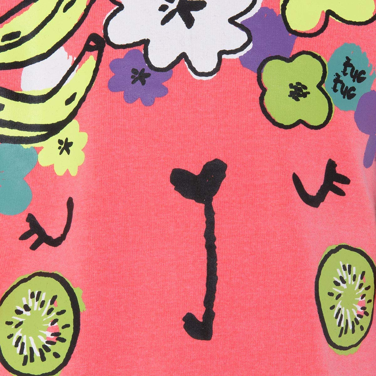 Tuc Tuc Vestido Punto M//C Ni/ña Fruit Festival Beb/és