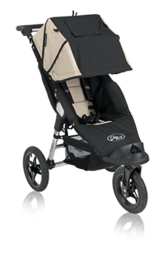 Baby Jogger City Classic Single Stroller Black Stone Discontinued By Manufacturer