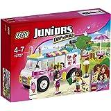 LEGO 乐高 Juniors小拼砌师系列 艾玛的冰淇淋车 10727 4-7岁 积木玩具