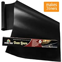 Oven Liner Roll for Various Ovens StoveTop Grills