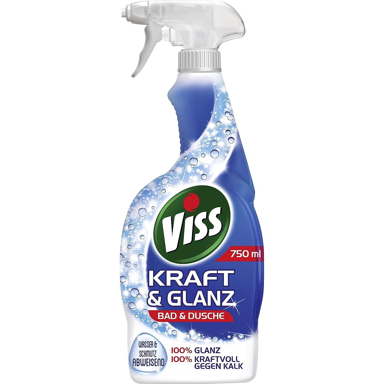 Viss Kraft & Glanz Reiniger Spray Bad & Dusche