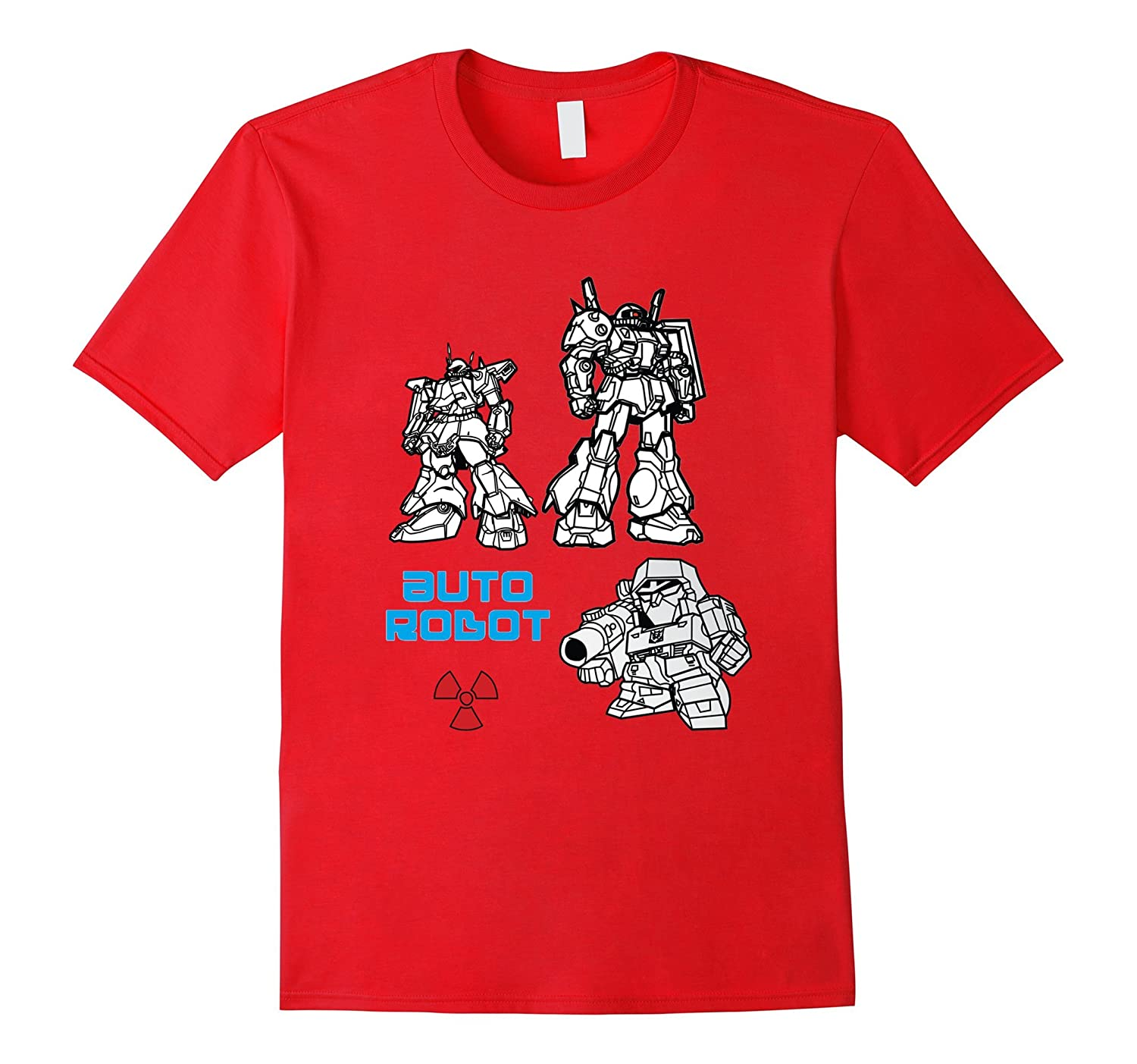 Autobot The world need Autobots Rescue T-shirt-CD