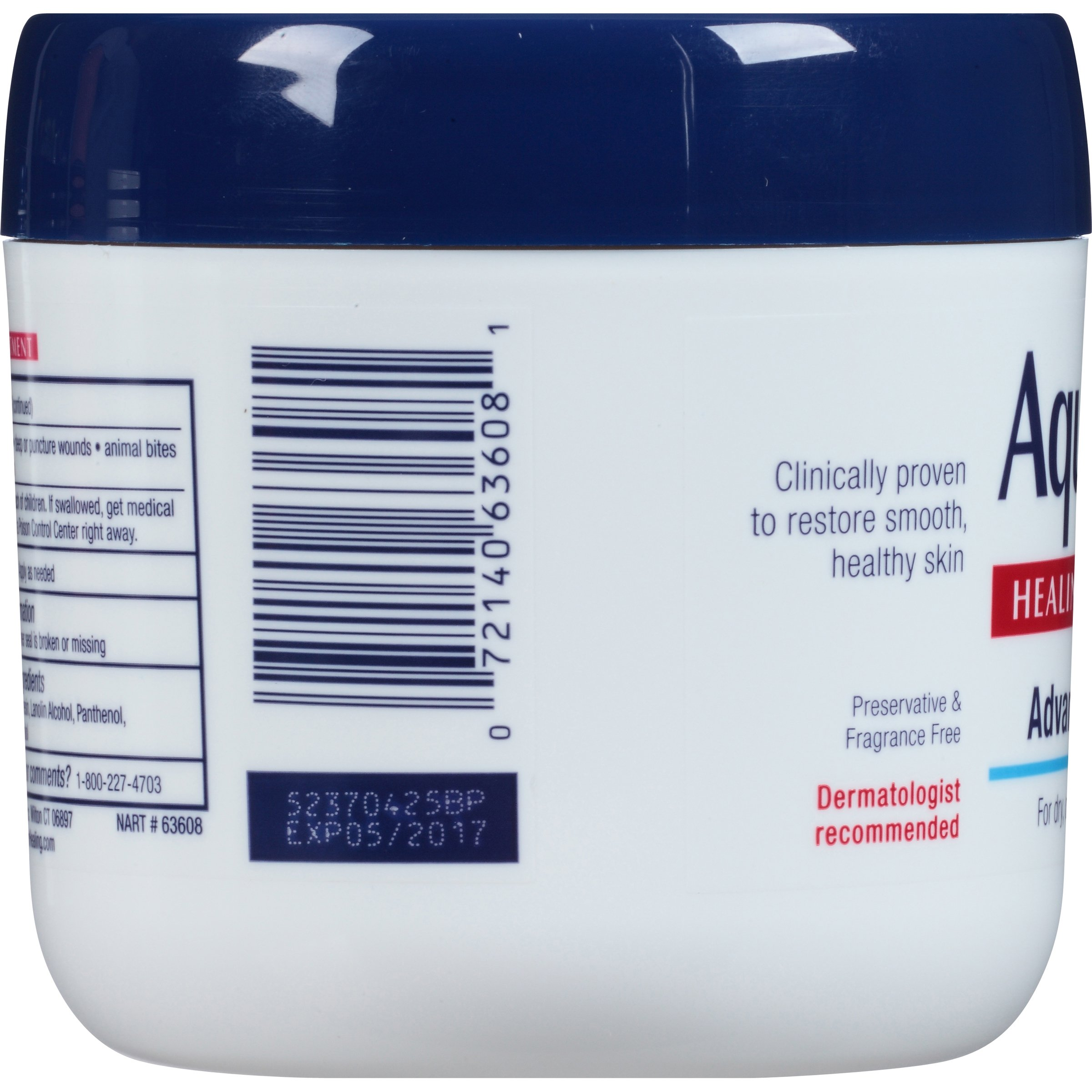 Aquaphor Healing Ointment,Advanced Therapy Skin Protectant 14 Ounce (Pack May Vary) by Aquaphor (Image #5)