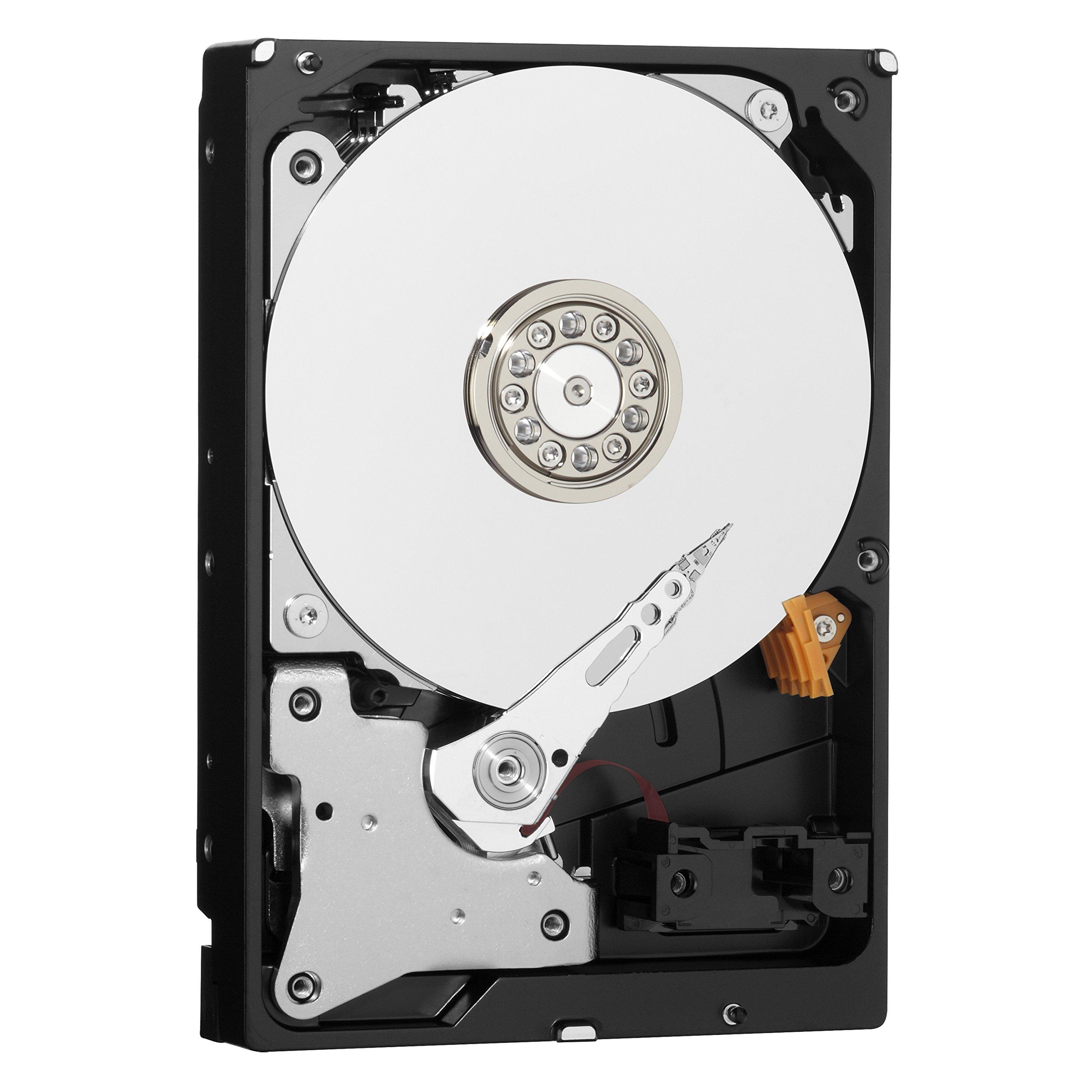 WD Red Pro 4TB NAS Internal Hard Drive - 7200 RPM Class, SATA 6 Gb/s, 256 MB Cache, 3.5'' - WD4003FFBX by Western Digital (Image #7)